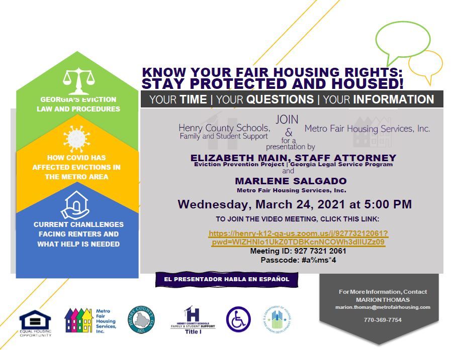 Know Your Rights Webinar