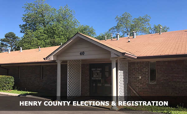 Henry County Elections & Registration Building
