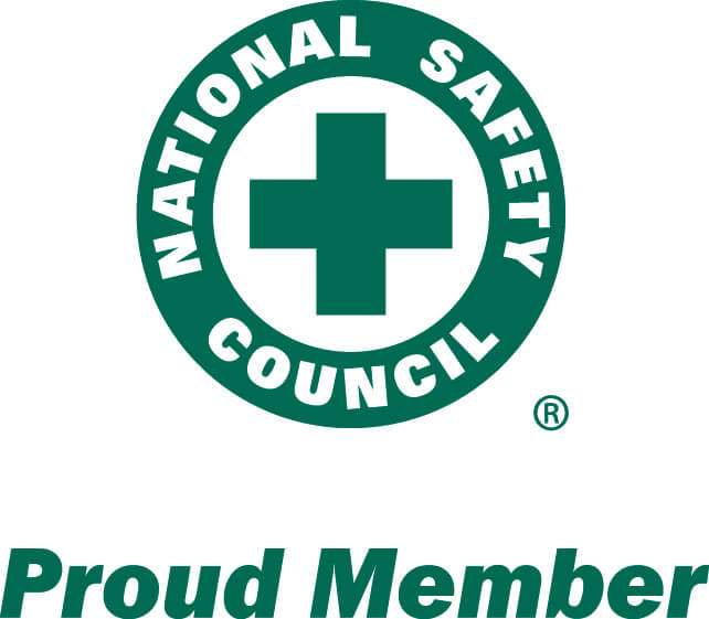 National Safety Council - Proud Member