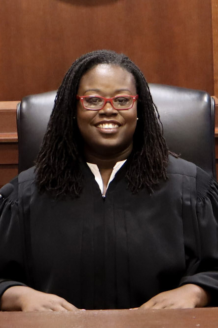 Judge Holly W. Veal