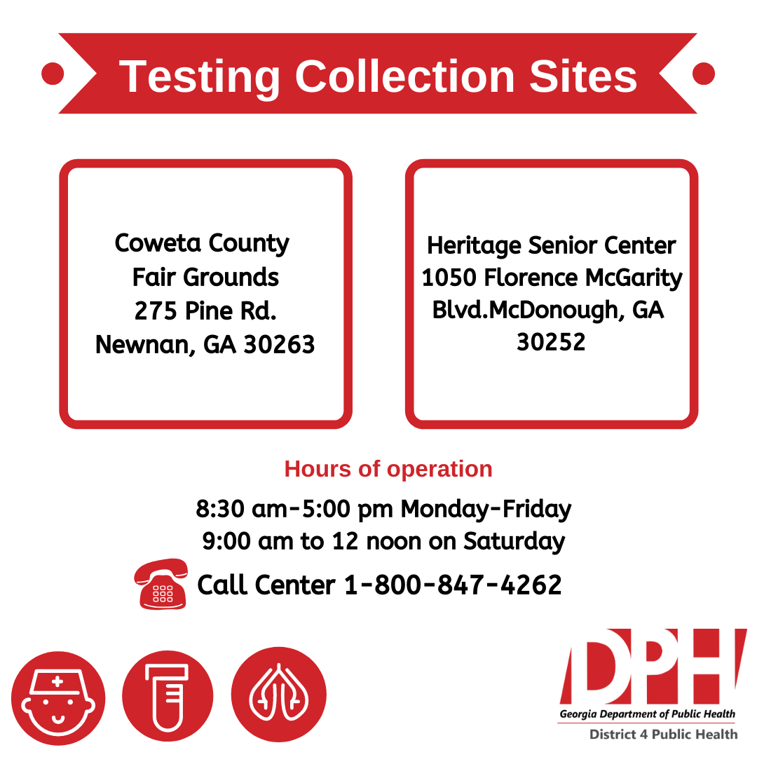 Testing Collection Sites